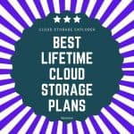 best lifetime cloud storage plans